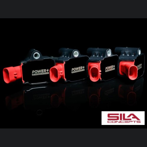 Dodge Dart Ignition Coil Pack Set - Power+ by SILA Concepts - High Performance - 1.4L Turbo