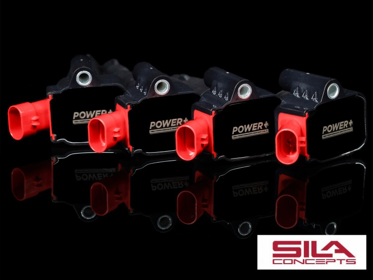 FIAT 500L Ignition Coil Pack Set - Power+ - High Performance - 1.4L Turbo