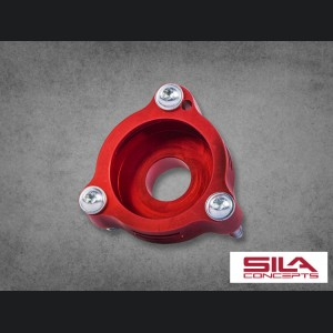 Alfa Romeo Stelvio 2.0L Blow Off Adapter Plate by SILA Concepts