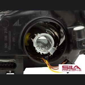 smart fortwo Headlight Light Bulb Replacement Clip Set - 451 model
