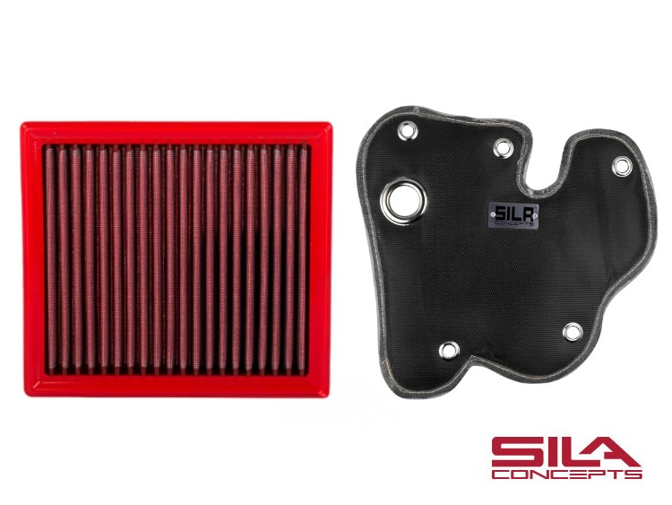 Jeep Renegade MADNESS Induction Pack - BMC High Performance Filter + SILA Thermal Blanket