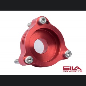 FIAT 500L Blow Off Adapter Plate - SILA Concepts - 1.4L Multi Air Turbo