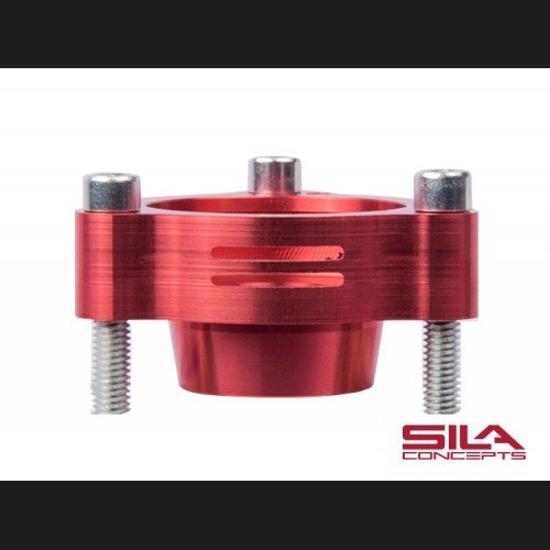 FIAT 124 Blow Off Adapter Plate - SILA Concepts - Non Adjustable
