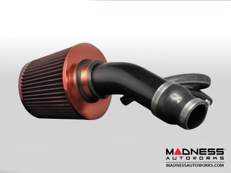 Dodge Dart High Flow Intake by SILA Concepts - Black Powder Coat