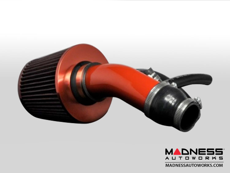 Dodge Dart High Flow Intake by SILA Concepts - Red Powder Coat