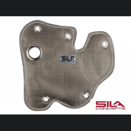 Dodge Dart Thermal Turbo Blanket - 1.4L Turbo - SILA Concepts - Titanium